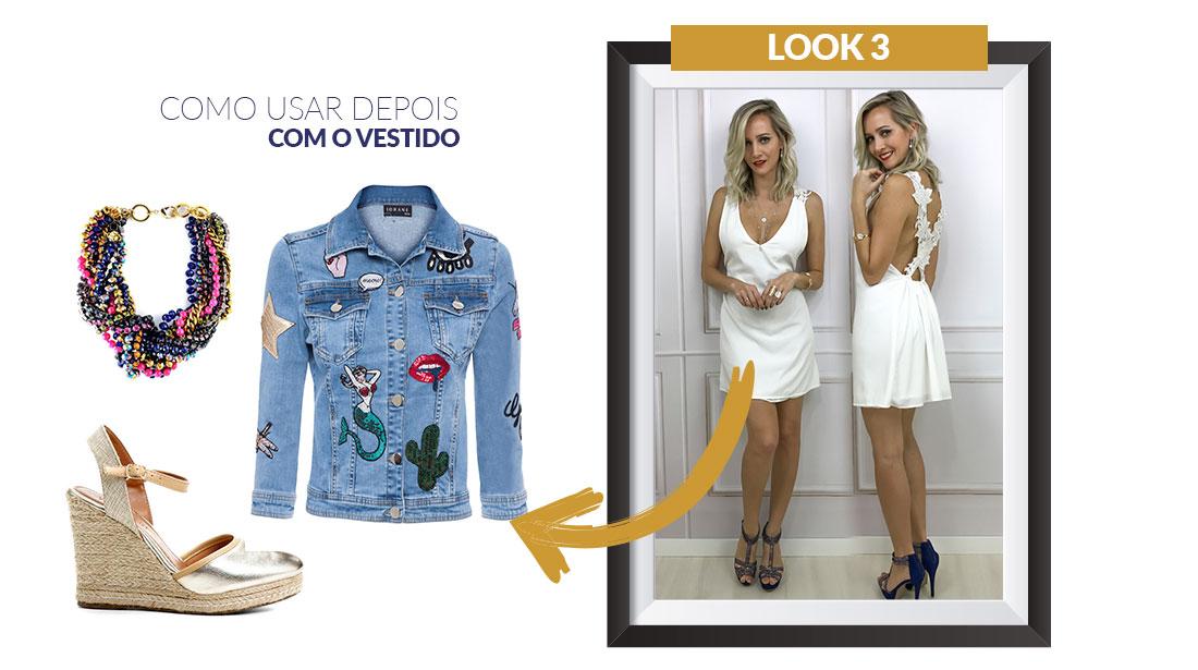 Neste look eu usei: Vestido Nasty Gal | Sandália Gabriela